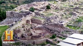 Ancient Aliens: Mysteries of Ancient Construction | History