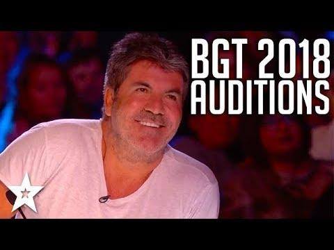 Xxx Mp4 Britain S Got Talent 2018 WEEK 1 Auditions Got Talent Global 3gp Sex