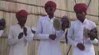 RAJASTHANI FOLK EPIC PABU - on DERU INSTRUMENT
