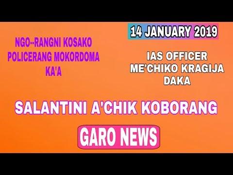 Xxx Mp4 14 January 2019 Garo News Women IAS Kragija Dakatako Mana 3gp Sex