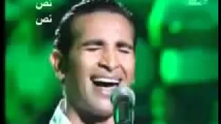 احمد سعد يكتسح اصاله بصوته الشجي من برنامج تارتاتا   YouTube