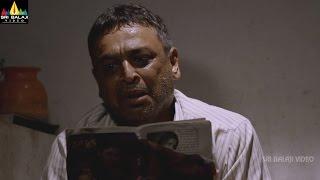 Guntur Talkies Movie Scenes | Naresh Reading Book in Bathroom | Sri Balaji Video