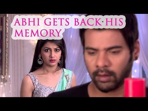 Kumkum Bhagya (Zee TV) : Good News ! Abhi and Pragya Get Back Together.