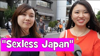 "Japanese React to ""Sexless Japan"" (Interview)"