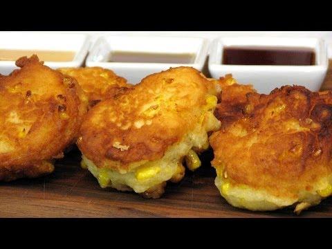 Corn Fritters -- Lynn's Recipes