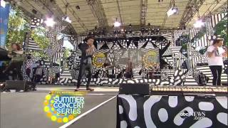 One Direction - No Control (Live in Good Morning America)