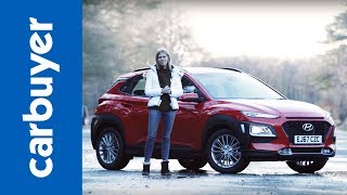 Hyundai Kona SUV review - can the Kona mix SUV ability and supermini flair? - Carbuyer