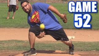 CRAZY PITCH! | On-Season Softball Series | Game 52