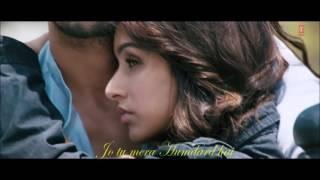 Humdard - Lyrics Video - Arijit Singh - Ek Villain