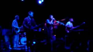 """The National & Justin Vernon (Bon Iver) """"Terrible Love"""" @ First Ave 08/06/10"""