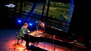 Andrew McCormack solo jazz piano concert live at Bimhuis on MEZZO tv