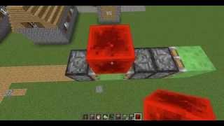 Minecraft Schleim Flugzeug ohne mods