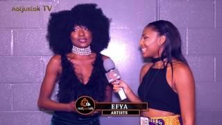 Efya On the Wizkid/Starboy Movement, Mr Eazi