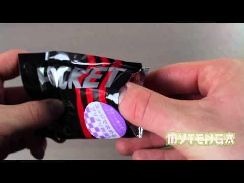 Tenga Pocket - Block Edge (Unboxing Video)