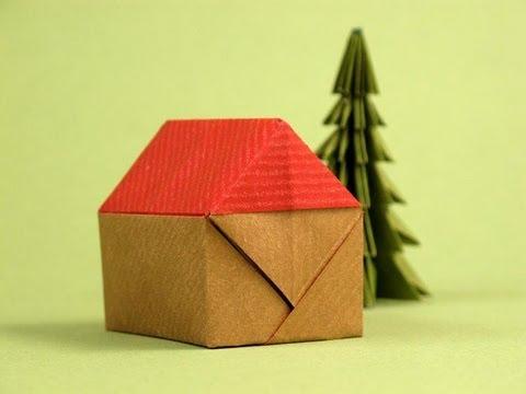 Origami house :: Casita -Instructions