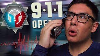 ANSWERING THE STRANGEST 911 CALLS! | 911 Operator Simulator