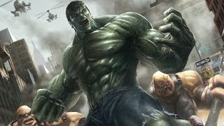 The Incredible Hulk Full Movie All Cutscenes Cinematic