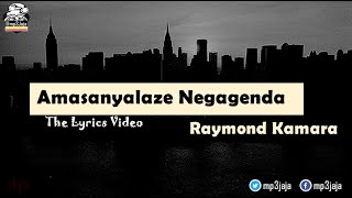 Amasanyalaze Negagenda ( Power Black Out  ) - Karama Karmelo  Ugandan Rap Music