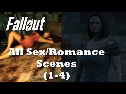 Xxx Mp4 Fallout All Sex Romance Scenes 1 4 3gp Sex