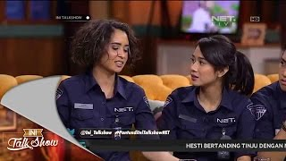 Ini Talk Show 30 Januari 2015 Part 3/4 - Cast Sitkom The East