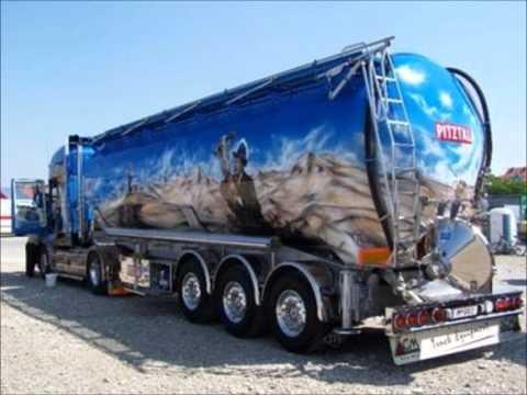 caminhões tunados