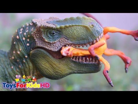 Xxx Mp4 Dinosaurios Para Niños 🐊Aventuras De Dinosaurios De Juguetes 1 🐊La Vida Del Tyrannosaurus Rex 3gp Sex