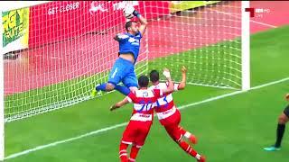 أهداف / الأفريقي 2-1 الترجي الرياضي / الدوري التونسي