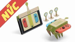 Nintendo Labo Speedrun! - NVC Teaser