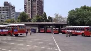 Wadala BEST bus depot, Mumbai