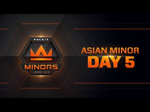 Xxx Mp4 The FACEIT Asian Minor Day 5 Europe Minor Day 2 3gp Sex