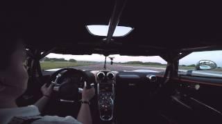 Koenigsegg One:1 0-300-0kmh - Full noise edition