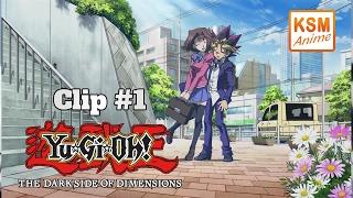 Yu-Gi-Oh! THE DARK SIDE OF DIMENSIONS (Clip #1)
