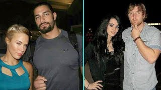 10 WWE Divas and Married Wrestlers Who Are Closer Than You Thought in Real Life