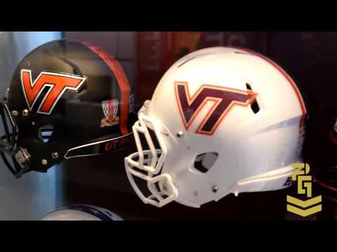 2nd Gear 7 on 7 Visit Virginia Tech University