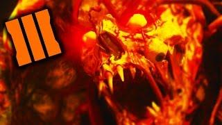 EATEN BY ZOMBIE - Black Ops 3 ZETSUBOU NO SHIMA Gameplay (Eclipse DLC)