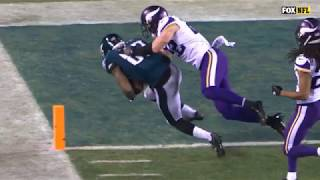 Nick Foles Converts Incredible Flea Flicker to Torrey Smith! | Vikings vs. Eagles | NFL