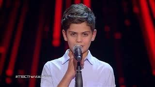 تذكر رأي اللجنة بأداء جورج عاصي على مسرح The Voice Kids