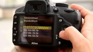 Nikon D3200 - Guide-, Serienbild- & Video-Modus Review [GER/ENG]