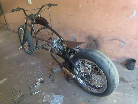 bike chopper motorizada