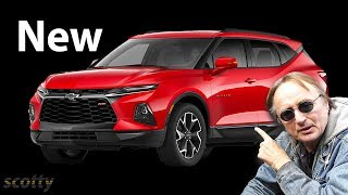 The Truth About the New Chevy Blazer