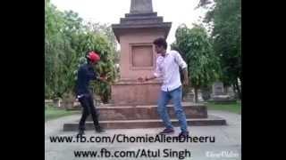 krewalla HUMAN SONG DANCE BY ALLEN DHEERU AND ATUL