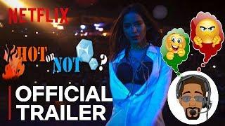 Vai Anitta | Official Trailer [HD] | Netflix - My Reaction