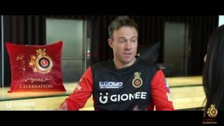 Gionee Life Beyond Cricket | Episode 3 ft AB de Villiers | VIVO IPL 2017