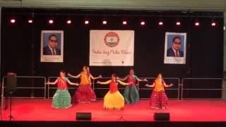 Des rangeela Dance group Indira Finland