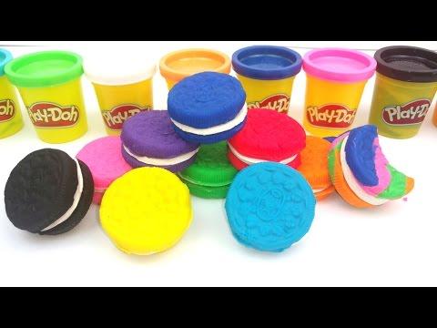 Xxx Mp4 Crayola Play Doh OREO Colorful Rainbow Cookies Kids Creative Fun Playing Video Kids Z Fun 3gp Sex