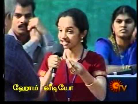 Xxx Mp4 Sowmya S Talk In Visuvin Arattai Arangam 3gp Sex