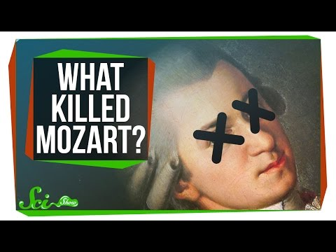 Mozart s Mysterious Death