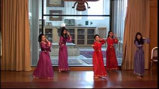 Persian classical dance & music - 12th CZC Conference -- January 21st 2012