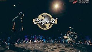 SHIGEKIX vs LUAN | 1/2 FINAL | BATTLE BAD 2016