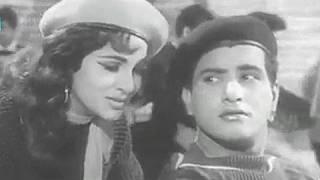 Shokh Nazar Ki Bijliyaan - Asha Bhosle, Manoj Kumar, Woh Kaun Thi Song